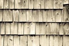 всходит на борт древесины Стоковые Изображения RF