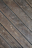 всходит на борт старой текстуры деревянной Стоковые Фото