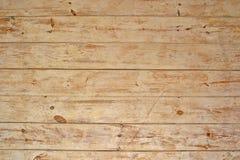 всходит на борт деревянного Стоковые Изображения