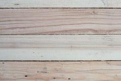всходит на борт деревянного Стоковое Фото