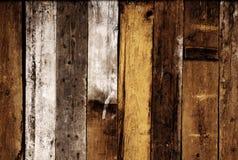 всходит на борт старой текстуры деревянной Стоковая Фотография RF