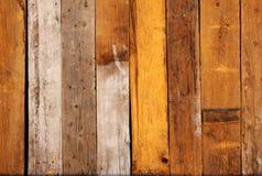 всходит на борт старой текстуры деревянной Стоковое фото RF