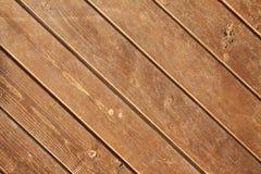 всходит на борт старой текстуры деревянной Стоковые Изображения