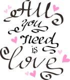 вся потребность влюбленности вы иллюстрация штока