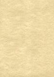 вся текстура поверхности пергамента фокуса Стоковая Фотография RF