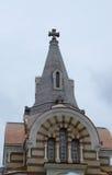 Вся церковь Святых в Serpukhov, России Стоковые Изображения RF