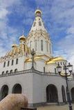 Вся церковь Saints. Стоковое Фото