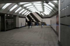 Второе метро 16 бульвара Стоковое Фото