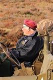 Второй ветеран войны Второй Мировой Войны стоковые фото