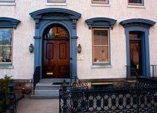 Второй дом стиля империи Стоковая Фотография RF
