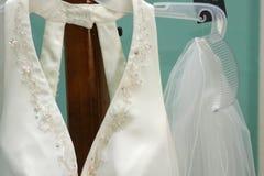 вуаль платья Стоковая Фотография RF