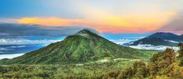вулканы Стоковые Фото