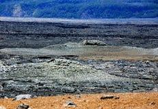 вулкан национального парка Стоковая Фотография