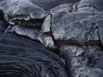 вулкан утеса лавы kilauea Стоковая Фотография