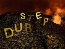 вулкан шага dub Стоковое Изображение RF