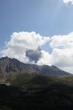 вулкан японии Стоковая Фотография RF