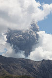 вулкан японии Стоковые Фотографии RF