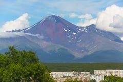 вулкан стоковые изображения