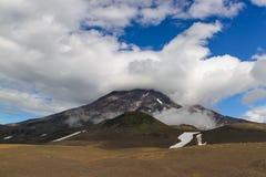 вулкан Стоковое Фото