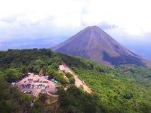 Вулкан Cerro Verde- Izalco Стоковые Изображения