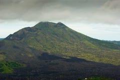 Вулкан Gunung Batur Стоковая Фотография RF