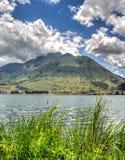 Вулкан Imbabura стоковые фото