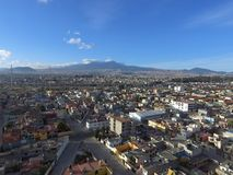 Вулкан Nevado de Toluca стоковые изображения rf