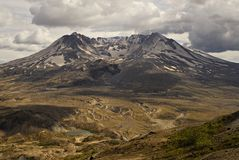 вулкан st helens Стоковое фото RF