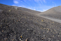 вулкан ubehebe Стоковое фото RF