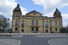 Вупперталь в Германии стоковое изображение