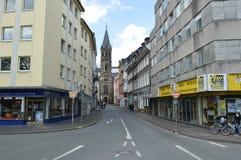 Вупперталь в Германии стоковое фото
