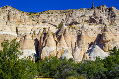 Вулканические Hoodoos Стоковые Изображения RF