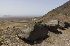 вулканическо Стоковое Фото