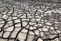 Вулканы грязи Стоковое фото RF