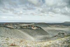вулканы Стоковые Изображения RF