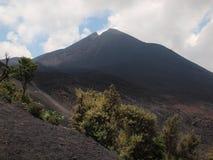 Вулкан Гватемалы Стоковые Фотографии RF