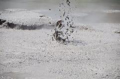 Вулкан грязи Стоковая Фотография RF