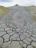 Вулкан грязи Стоковые Фото