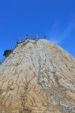 Вулкан грязи El Totumo, Колумбия Стоковые Фотографии RF