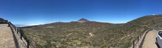 Вулкан Испания Teide Стоковая Фотография RF