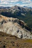 Вулкан и ледники Tronador Стоковые Фото