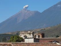 вулкан Стоковая Фотография RF