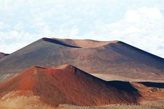 вулкан Стоковое Изображение RF