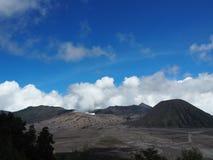 вулкан Стоковые Фотографии RF