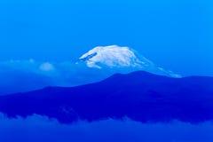 Вулкан Antisana в эквадоре Стоковое Изображение RF