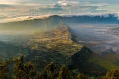 Вулкан Bromo Стоковые Изображения