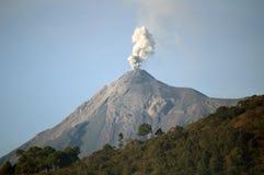 Вулкан Errupting Стоковые Изображения RF