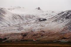 Вулкан Eyjafjallajokull Стоковое фото RF