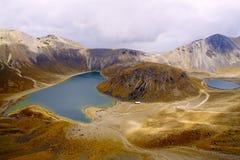 Вулкан II Citlaltepec стоковое изображение