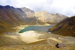 Вулкан III Citlaltepec Стоковое фото RF